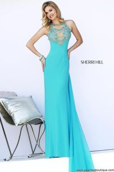 Gorgeous Sherri Hill Fitted Dress 32043