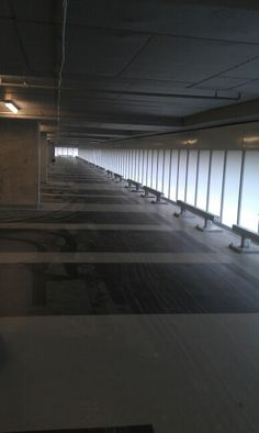 Parkeergarage in De Rotterdam