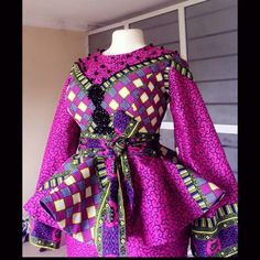 Love Fashionable Ankara Styles: Checkout These Outstanding Outfits by Kulu Abuja - Wedding Digest Naija African American Fashion, Latest African Fashion Dresses, African Print Dresses, African Print Fashion, Africa Fashion, African Dress, Ankara Fashion, African Attire, African Wear