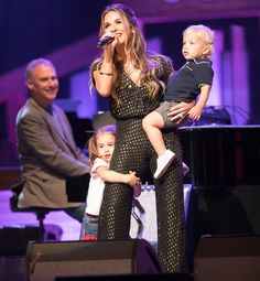"44.6k Likes, 162 Comments - Jessie James Decker (@jessiejamesdecker) on Instagram: ""That time I was playing the opry and my kids escaped and snuck out from side stage and crashed my…"""