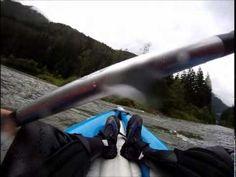 Sit on Top Kajak (#Rafting Club Activ) #Ahrntal #Suedtirol