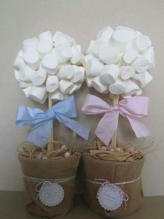 Marshmallows Ball Decor