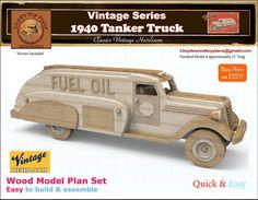 Tanker Truck 1940