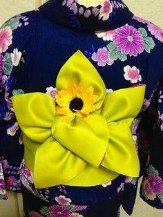 浴衣 帯 結び方&アレンジ 2014 まとめブログ | So-netブログ Yukata Kimono, Kimono Japan, Japanese Kimono, Geisha, Modern Kimono, Japanese Costume, Japanese Patterns, Japanese Outfits, Japan Fashion