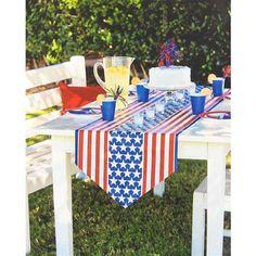 Table Runner - Americana