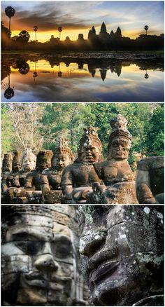 Win a trip to Angkor, Cambodia