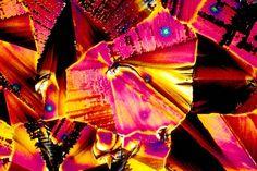 Art et Alcool ? – 26 Superbes photographies de cocktails et alcools vus au microscope (image)