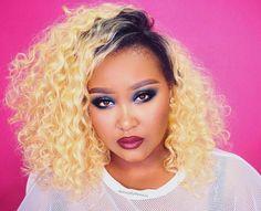 @makeupbynamaisa is a stunner in #sugarpill CandyCrush eyeshadow, @meltcosmetics Dark Matter eyeshadow, and @viseart Editorial palette!