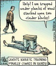 Funny pictures about Karate Training Comes In Handy. Oh, and cool pics about Karate Training Comes In Handy. Also, Karate Training Comes In Handy photos. Karate Training, Funny Images, Best Funny Pictures, Funny Photos, Martial Arts Humor, Bizarro Comic, Ju Jitsu, I Love To Laugh, Krav Maga
