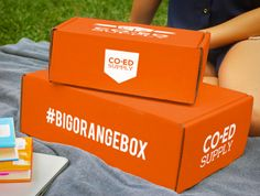 New Subscription Box for College Students: Co Ed Supply