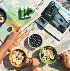 Reiseziele mit Ziaja und der besten Freundin. Wie wärs mit Ziaja Reisegrößen für den perfekten Urlaub? Ethnic Recipes, Food, Holiday Destinations, Destinations, Solar Time, Nice Asses, Essen, Meals, Yemek