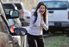 Sister of Sandy Hook teacher learns that she was killed in the shooting.