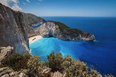 Греция. Zakynthos / Репортажи / Моя Планета