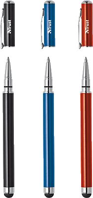 3 Bolígrafos + Lápiz Óptico Trust