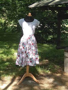 ivettetextil / Sukňa s folklórnym motívom Summer Dresses, Fashion, Moda, Summer Sundresses, Fashion Styles, Fashion Illustrations, Summer Clothing, Summertime Outfits, Summer Outfit