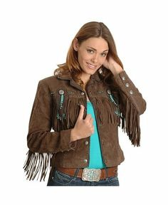 Country Western Jackets for Women