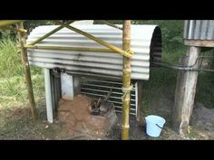 ▶ How to Build a Rocket Stove Mass Water Heater, with Geoff Lawton - YouTube