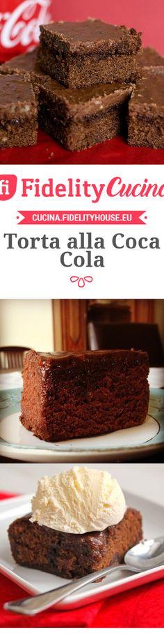 Torta alla Coca Cola