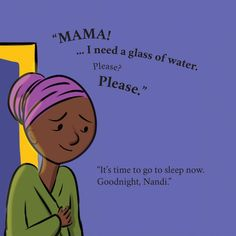 Nandi doesn't want to go to sleep. she wants to go on adventures! Read bedtime stories, fairy tales, stories for kids, poems for kids and more at Storyberries. Short Stories To Read, Short Moral Stories, English Stories For Kids, English Story, Free Kids Books, Kids Story Books, Reading Stories, Bedtime Stories, English Language Learning