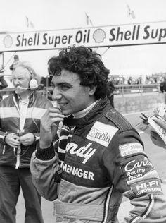 + Michele Alboreto 23.12.1956 - 25.4. 2001
