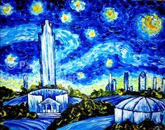 van gogh wine class   Starry Night in Houston - Social Spanish Houston (Houston, TX ...