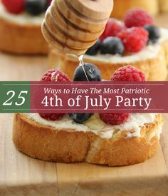 25 Ways To Have The Most Patriotic 4th Of July Party - Pioneer Settler   Homesteading   Self Reliance   Recipes