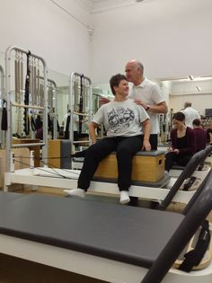 Pilates for Amputees / Alan Herdman Studio in UK