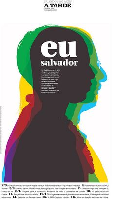 cover of a special on 460 years of Salvador by Filipe Cartaxo (2009)