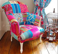 Larger image of The Mandalay Chair #fun #funky #furniture