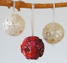 Super Tolle und niedliche Weihnachtskugelidee