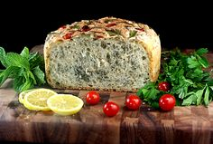 One Pot Tabbouleh Bread @parsleynsage