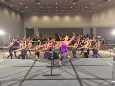 Piloxing Barre did an awesome job at the LA Fit Expo with Viveca Jensen on Feb 7, 2014. So motivating and so much fun! #alvasbfm #piloxing #barre #fitness #workout #fitexpo