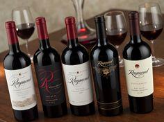 Fine Wines from Raymond Winery in Napa, CA
