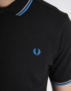 Fred Perry collared shirts are very stylish for those searching for a European flair