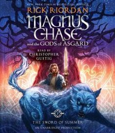 Magnus Chase has always been a troubled kid. Since his mother's mysterious death, he's lived alone on the streets of Boston, surviving by his wits, keeping one step ahead of the police and the truant officers.  One day, he's tracked down by an uncle he barely knows-a man his mother claimed was dangerous. Uncle Randolph tells him an impossible secret: Magnus is the son of a Norse god.  The Viking myths are true.