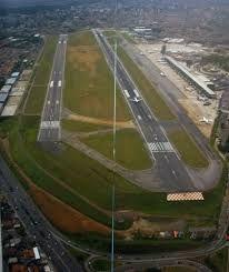 Sao Paulo Congonhas Airport Brazil