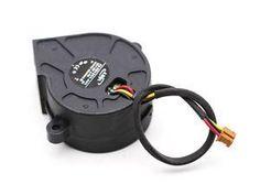 ADDA AB5012DX-A03 5025 5CM turbo blower fan 12V 0.15A hydraulic bearing