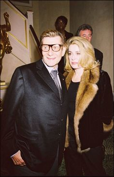 Yves Saint Laurent - Fashion Designer