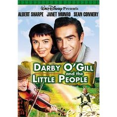 Darby O'Gill and the Little People- I can't wait for my annual viewing!