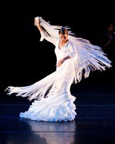 Flamenco dancer La Tania