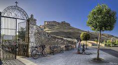 Castillo de El Burgo de Osma #Soria. Fotografía de @dleiva57