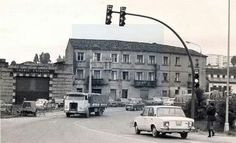 Romero Donallo 2 Street View, Roads, Santiago De Compostela, Antique Photos, Cities