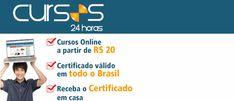 Cursos 24 Horas - Cursos Online
