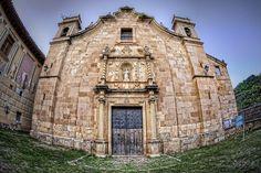Iglesia Santuario de la Virgen de la Estrella (Mosqueruela). #Teruel