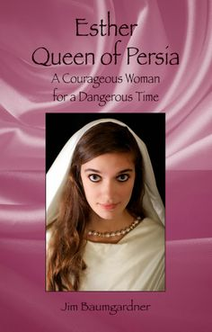 Esther Queen of Persia is Bible Fiction. Read interview with the author and buy the book. Paper or Ebook formats.