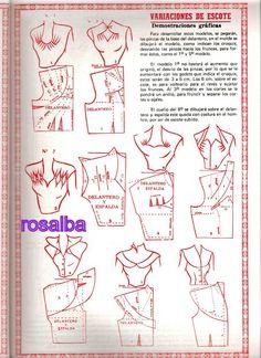 metodo de corte y confeccion - rosalba3 /ropuge - Веб-альбомы Picasa