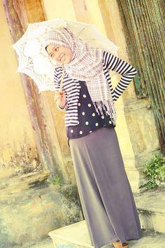 My Amethyst ♡  Polka dots and stripes