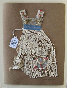 RESERVED for Katxandu Large size textile by ColetteCopeland, $55.00