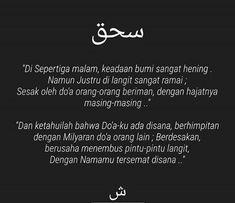Quotes Rindu, Hadith Quotes, Muslim Quotes, Quran Quotes, Words Quotes, Life Quotes, Islamic Love Quotes, Islamic Inspirational Quotes, Reminder Quotes