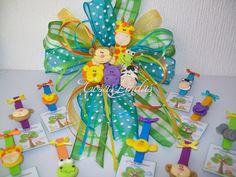 Distintivos Recuerdos Para Baby Shower - $ 40.00 en MercadoLibre